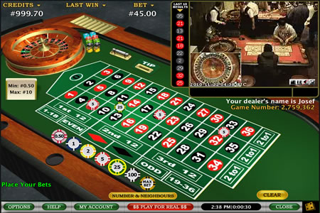 Roulette casino gratuit flash
